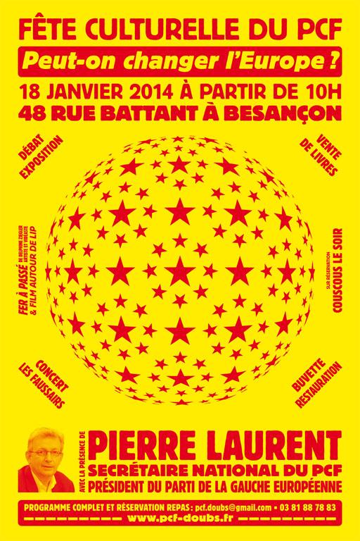 Fête culturelle section Besançon